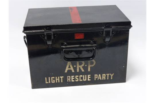 ARP First Aid Box for Light Rescue Parties