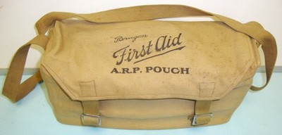 WW2 Paragon ARP First Aid Pouch