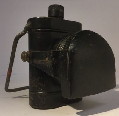 WW2 civil defence Lamp Electric No.1.