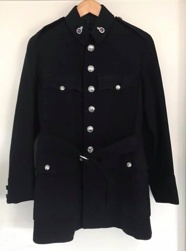 Rare Early WW2 Manchester Wardens Service ARP Tunic